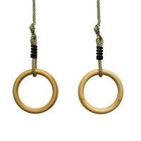 Fa gyűrűhinta 25x145mm – PH kötéllel, 2,5m
